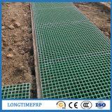 Minivergitterung des ineinander greifen-Fußboden-GRP FRP