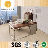 Популярный новый стол компьютера типа с кожей (WE04)