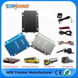 Perseguidor em dois sentidos do GPS do veículo do carro da posição de Gapless do sensor do combustível