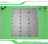 Cnc-vertikale drehendrehbank maschinell bearbeitete Teile