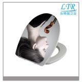 Großhandelsweiche-Abschluss-Toiletten-Sitz hergestellt in China