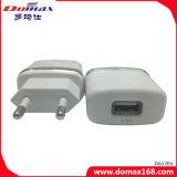 Chargeur d'USB pour le chargeur de téléphone cellulaire d'adaptateur de fiche d'UE de Samsung
