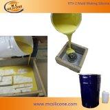 Silicone di gomma liquido per la gomma piuma di /Polyurethane del poliuretano del pezzo fuso (RTV2025)