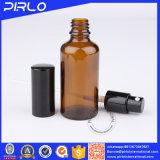 Bottiglia di olio essenziale di Whosale della fabbrica di fabbricazione della bottiglia di olio essenziale di vetro di Hotsale