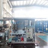 Tipo móvel máquina de Yuneng Purifying do óleo isolante do vácuo para o transformador de potência