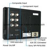 """Ingevoerde HDMI en Output 7 """" Monitor Camcorder"""