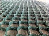 Strukturiertes und perforiertes HDPE Geocell