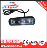 Griglia Lightheads esterno del LED per le automobili Emergency con l'obiettivo della fodera