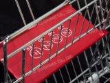 Einzelhandelsgeschäft-Supermarkt-bequeme Einkaufen-Laufkatze
