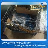 Manejo hidráulico del tractor fabricantes de cilindros para la venta