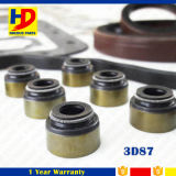 Jogo cheio 3D87 da gaxeta da revisão para as peças de motor Diesel