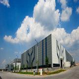 가벼운 강철 구조물 화재 샌드위치 위원회 강철 건물