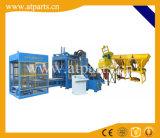 Ponte d'oeufs AAC automatique enclenchant la machine stabilisée de bloc de saleté