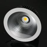 PANNOCCHIA 40W del LED Downlight per l'hotel, il supermercato, l'aeroporto, il museo ecc