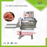 Rebanadora cocinada de la carne de la eficacia alta de FC-304c, carne que taja la máquina
