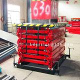 L'alta qualità idraulica Scissor l'elevatore del camion (SJC0.3-7.5)