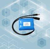 7.4V de IonenBatterij van het 3400mAhLithium voor e-Hulpmiddelen