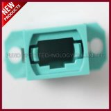 Adaptador MTP de Flange Fibra Óptica Aqua Multimodo OM3 MPO