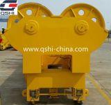 Spalmatore idraulico automatico del contenitore per i contenitori di sollevamento
