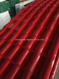 Плитка крыши синтетической смолаы ASA Coated