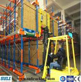 Сверхмощный шкаф паллета хранения пакгауза Teardrop США Q235B стальной
