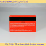 Voller Farben Drucken CR80 Plastic Magnetic PVC-Karte