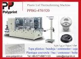 Macchina di plastica di Thermoforming del contenitore/coperchio/casella dei pp