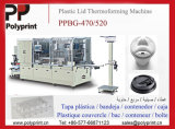 Машина Thermoforming контейнера/крышки/коробки PP пластичная