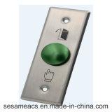 Индукция нержавеющей стали ультракрасная отсутствие кнопки выхода двери касания (SB40NT)