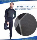Terno surfando flexível personalizado do Aerobics de água do neopreno do Defier (50% fora da amostra)