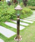 Extérieur tous dans une lumière solaire de jardin avec le mécanisme de détection automatique