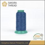뜨개질을 하기를 위한 Oeko-Tex 300d/500d 폴리에스테 사려깊은 스레드