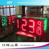 Im Freien Treibstoff-Preis-Bildschirmanzeige der hohen Helligkeits-LED (rot/Gelb/Grün/Weiß)