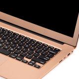 13.3インチの銀色のパソコンのIntel I3-5005uの小型ラップトップ