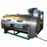 Lavadora industrial horizontal del acero inoxidable para las fábricas que se lavan
