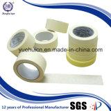 con el papel de arroz con 130 grados resistir la cinta adhesiva amarilla