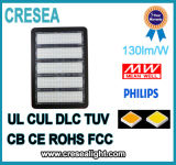 Luzes de inundação do diodo emissor de luz do excitador 80W 120W 160W 200W de Dlc Philiphs SMD 3030 Meanwell do cUL do UL