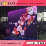 Alta resolução Display LED Aluguer pH2.5mm LED P3 Tela Aluguer Indoor Display LED Fundição Cabinet
