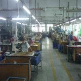 Deslizadores cómodos al por mayor del algodón del fieltro con el cuadro modificado para requisitos particulares