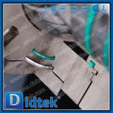Acciaio inossidabile di Didtek 316 valvole a sfera elettriche di galleggiamento