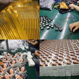 Pestañas que contellean vendedoras calientes del nuevo partido fresco impermeable LED de la manera