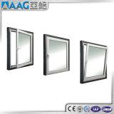 Ventana interior de aluminio de la inclinación y de la vuelta de Daluminium del marco