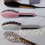 pelo original del cepillo de la enderezadora del pelo de 75W Nasv que endereza el peine