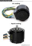 motor eléctrico de la moto del motor de 10kw BLDC/motor eléctrico del barco