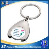 昇進(Ele-TC014)のための柔らかいエナメルが付いている鉄のトロリー硬貨