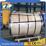 AISI 201 304 321 316 310S 409 430 Bobine en acier inoxydable laminé à froid / chaud pour la construction