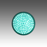 module vert de feux de signalisation de la bille DEL de 200mm avec la lentille de toile d'araignee