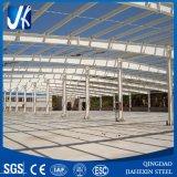 전 Prefabricated 가벼운 강철 구조물 건물 설계