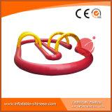 Trilha de raça inflável do ar para o carro do brinquedo ou o jogo de esfera T9-605 de Zorb