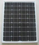 低い鉄3Dプリンターのための緩和されたガラス45watt 36cellsのモノラル太陽電池パネル